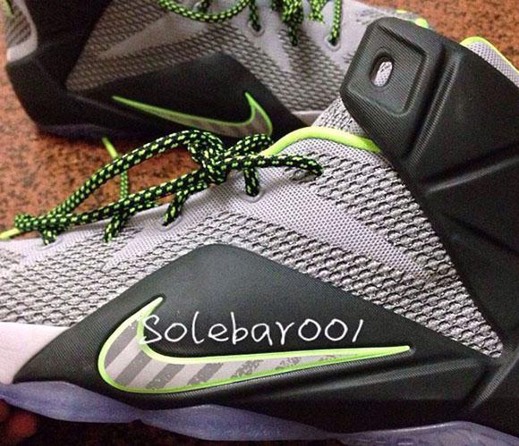 Nike LeBron 12 Dunkman - First Look