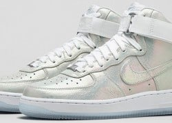 Nike Womens Air Force 1 'Iridescent Pearl' Collection