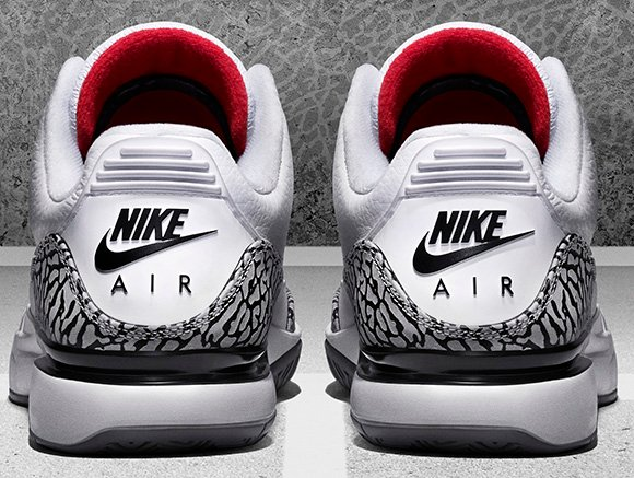 NikeCourt Zoom Vapor Air Jordan 3 Unveiled