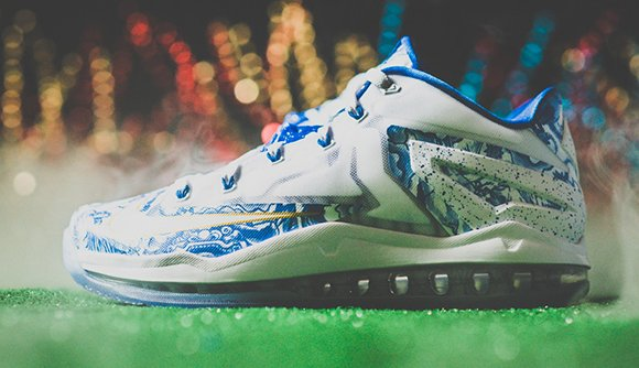 Release Date: China Nike LeBron 11 Low