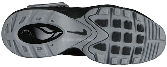 Release Date: Nike Air Griffey Max 1 Black/Metallic Silver-Light Magnet Grey