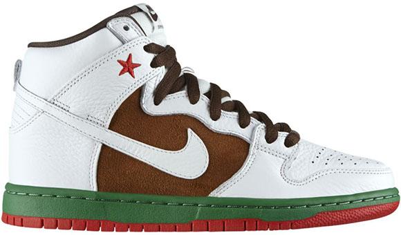 Release Date: Nike Dunk SB High Cali