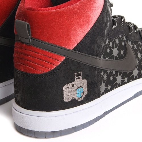 Release Date (Nike Store): Brooklyn Projects x Nike SB Dunk High Paparazzi