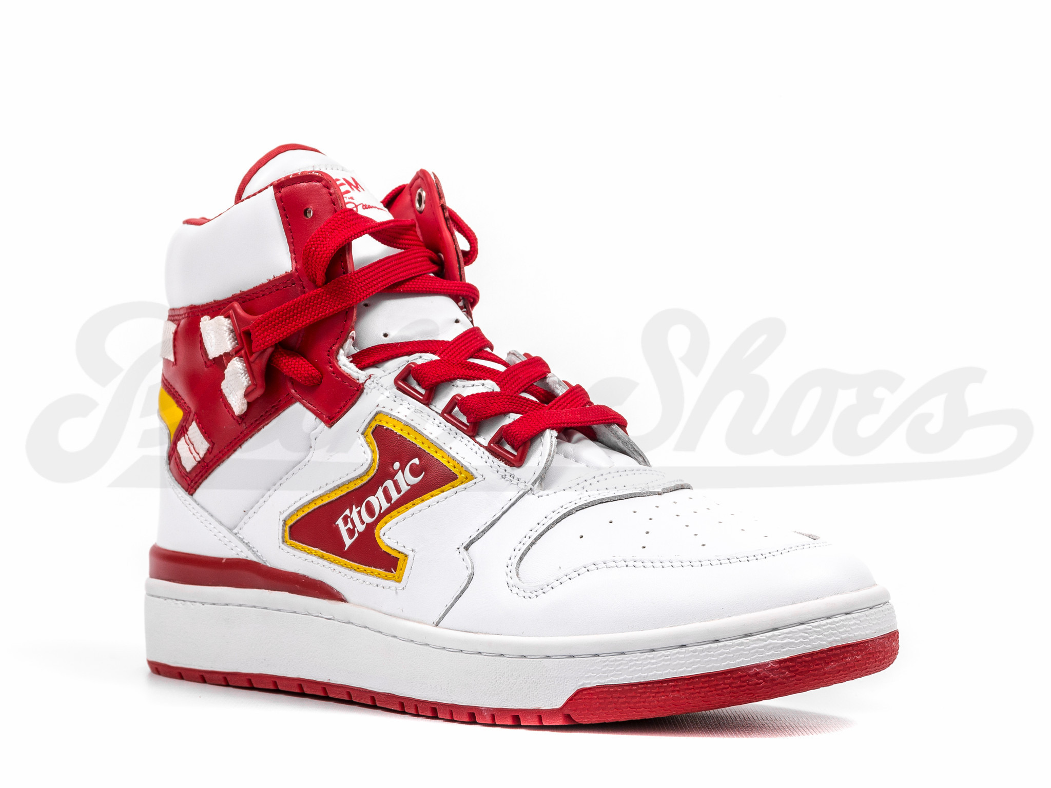 ... durable service Release Reminder Etonic Akeem The Dream OG White Red ... ba3e7a851513