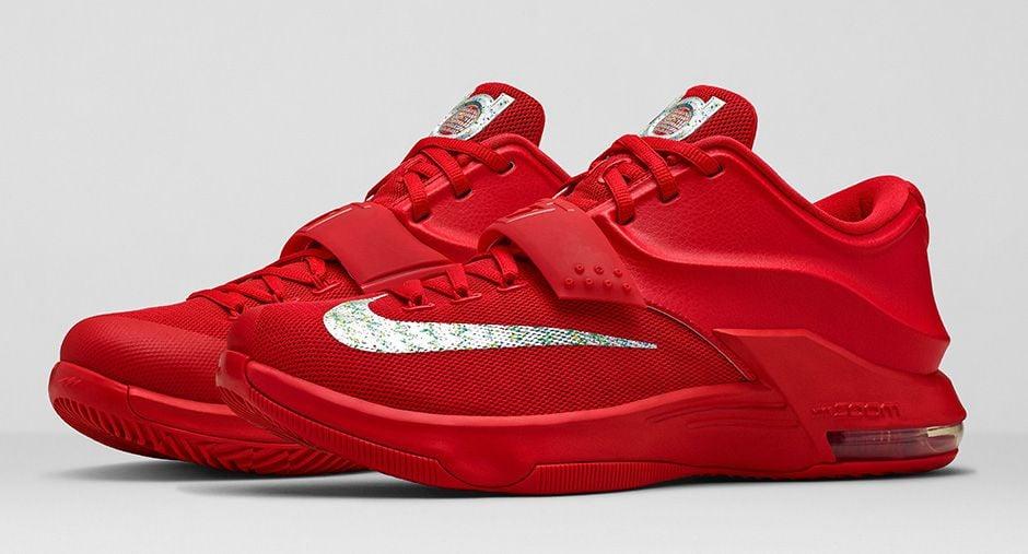 Release Reminder: Nike KD VII (7) 'Global Game'