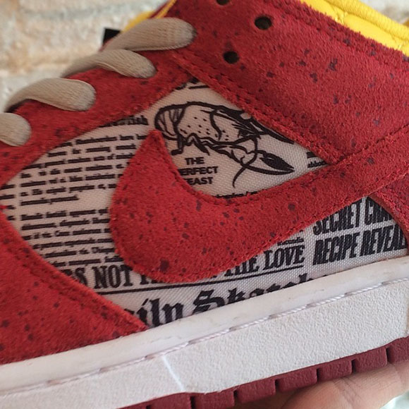 Rukus Board Shop x Nike SB Dunk Low Crawfish Full Look
