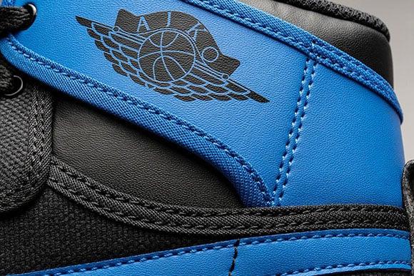 Sport Blue Air Jordan 1 Retro KO High OG - Official Images