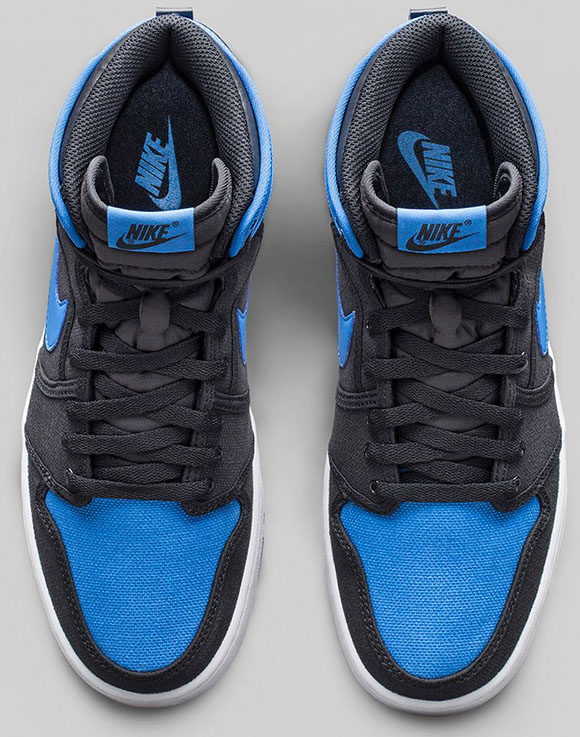 Sport Blue Air Jordan 1 Retro KO High OG - Official Images