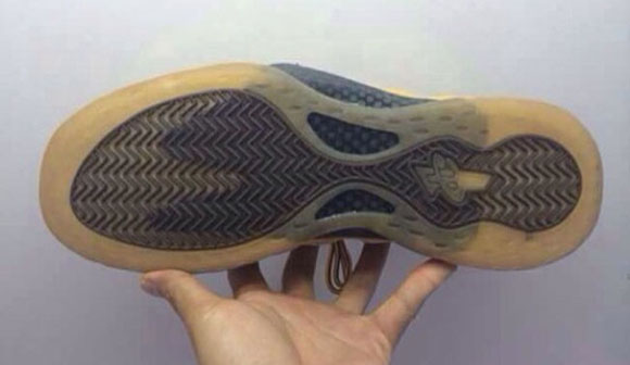 Wheat Nike Foamposite One is Coming