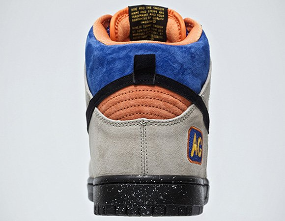 Acapulco Gold x Nike SB Dunk High - Official Images