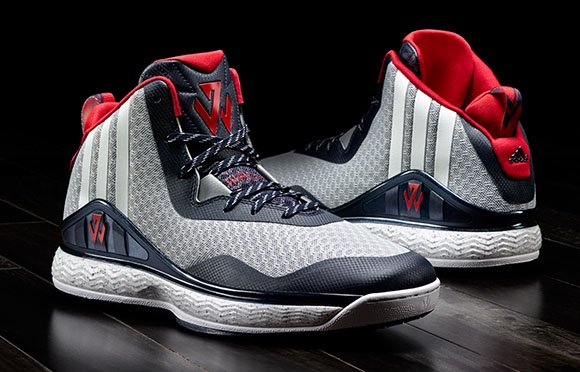 adidas J Wall 1 Officially Unveiled