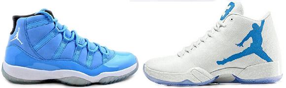 Air Jordan 11 Pantone + Jordan XX9 = Jordan Ultimate Gift of Flight Pack