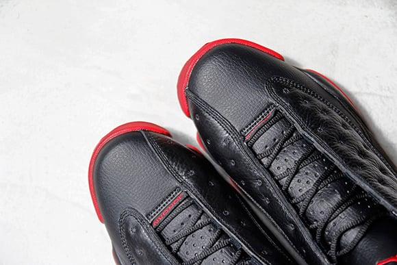 Air Jordan 13 2014 Retro Black/Red