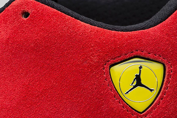 Air Jordan 14 Ferrari - Official Images