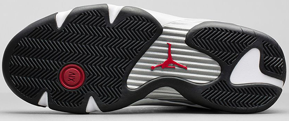 Air Jordan 14 (XIV) Black Toe - Official Images