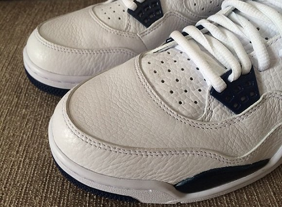 Air Jordan 4 Columbia 2015 Retro - More Images
