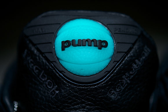 Burn Rubber x Reebok The Pump Glow-In-The-Dark