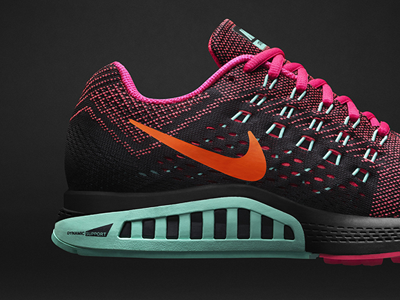 Introducing the Nike Air Zoom Structure 18
