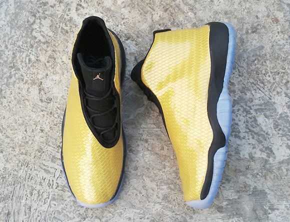 Jordan Future Gold - Another Look