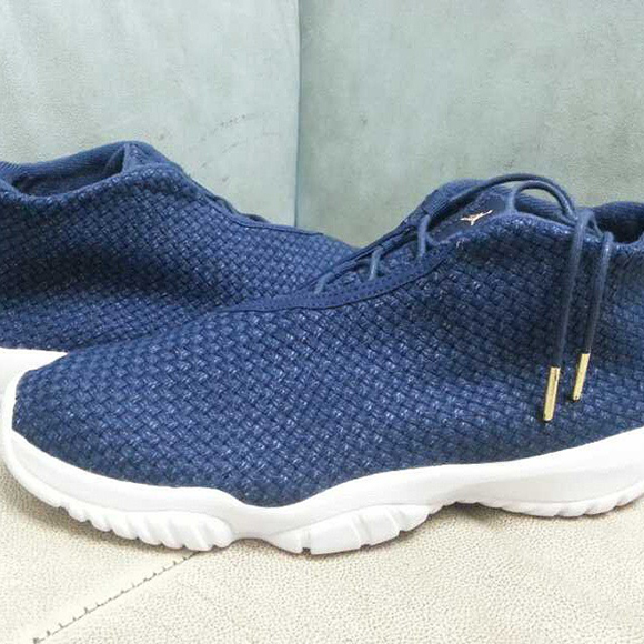 Jordan Future Inspired by Derek Jeter?