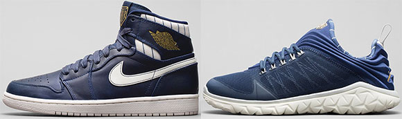Jordan Jeter Collection: Jordan 1 Flight Flex Trainer