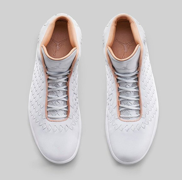 Jordan Shine White/Vachetta Tan - Official Images