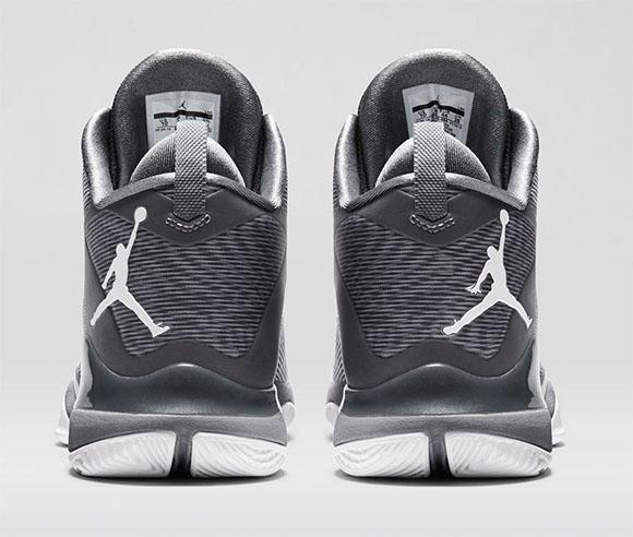 Jordan Super.Fly 3 Wolf Grey/White-Cool Grey