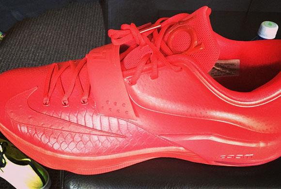 Kevin Durant Nike KD 7 Global Games PE