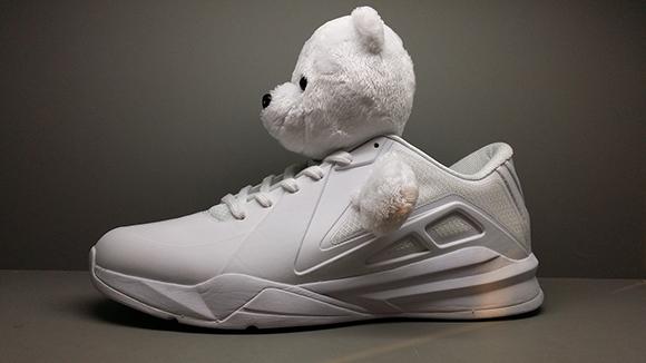 Metta World Peace Shoes will have Detachable Panda Head