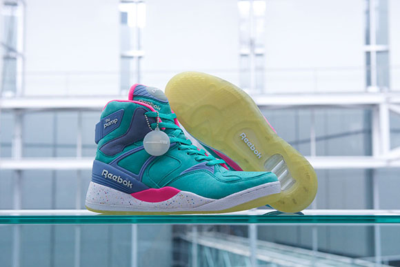 mita sneakers x Reebok The Pump Electric City