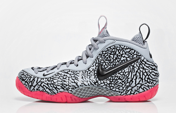Nike Air Foamposite Pro Elephant Print - Official Images