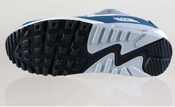 Nike Air Max 90 Essential - Aviator Grey/White-Space Blue
