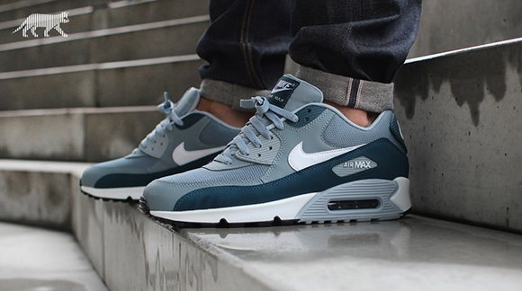 Greywhite Sneakerfiles Essential Nike Blue Space Max Aviator Air 90 TMBXBOK