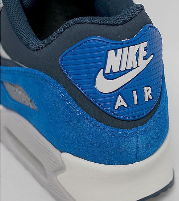 70%OFF Nike Air Max 90 Obsidian Blue Grey