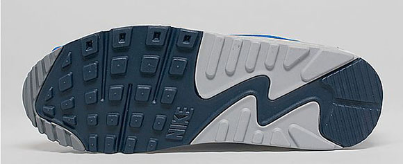 Nike Air Max 90 Obsidian Blue/Grey