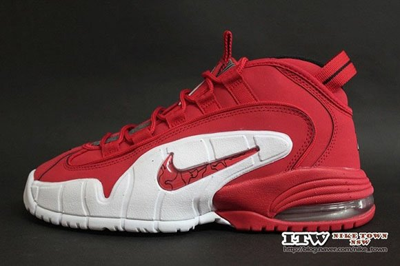 Nike Air Penny 1 Red/White
