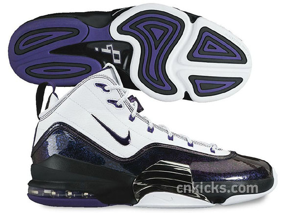Nike Air Pippen 6 - First Look