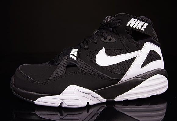 Nike Air Trainer Max 91 - Black/White