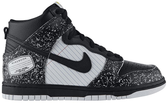 Nike Dunk High Back To School GS is Back