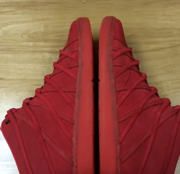 5fb28d1103c Nike KD 7 Lifestyle in All Red