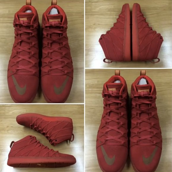 Nike KD 7 Lifestyle in All Red