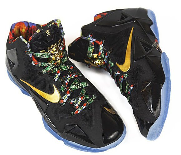 Nike LeBron 11 Watch the Throne - Another Look