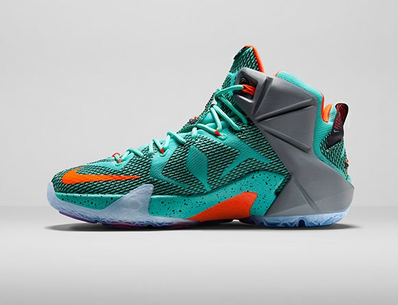 Nike LeBron 12 Officially Unveiled