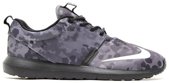 Nike Roshe Run NM FB Grey Camo