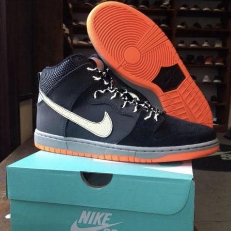Nike SB Dunk High Shield Pack