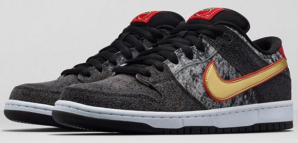 Nike SB Dunk Low Beijing - Official Images