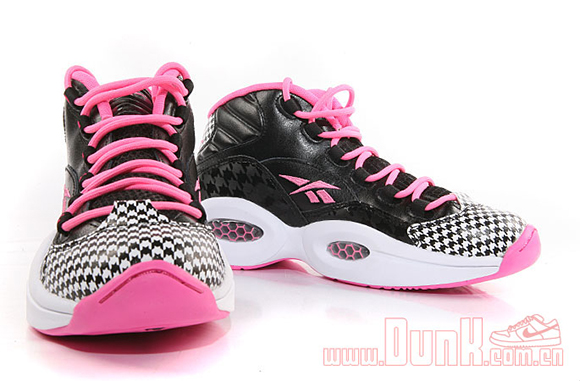 Reebok Question Houndstooth