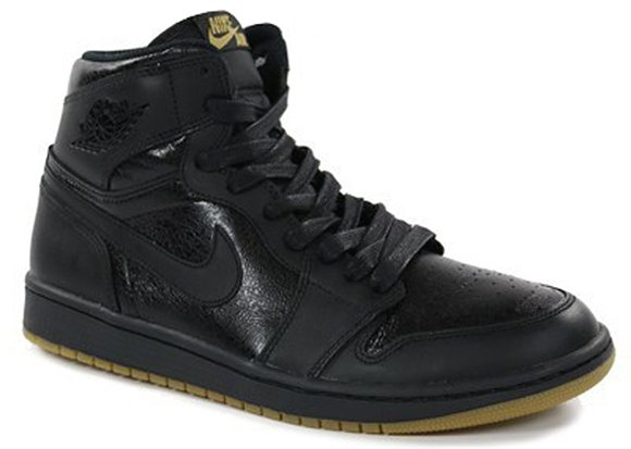 Release Date: Air Jordan 1 Retro High OG Black/Gum