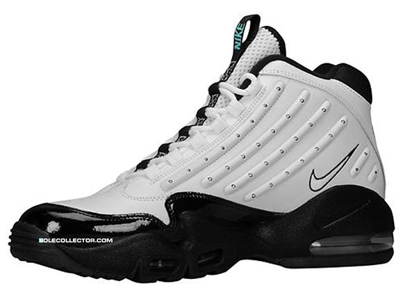 Release Date: Nike Air Griffey Max II White/Black-Hyper Jade