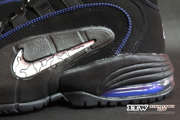 Release Date: Nike Air Penny 1 Black/Royal-Metallic Silver